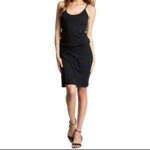 JAMES PERSE Standard Slip Midi Dress Cami Blouson